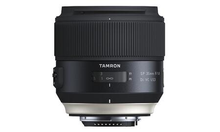 Tamron Sp 35 F18