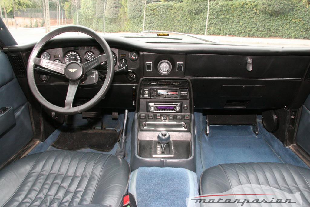Foto de Aston Martin V8 de 1977 (13/16)