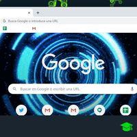 Cómo personalizar Chrome con un GIF en el fondo de su pantalla de inicio