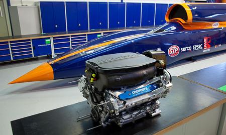 Cosworth pone el cartel de Se Vende