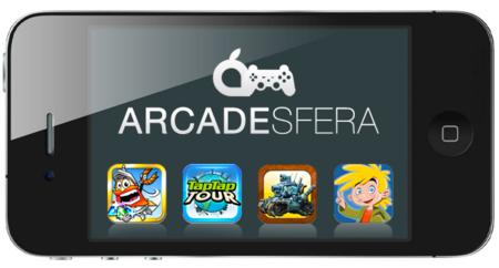 Arcadesfera: lanzamientos de la semana (XXV)