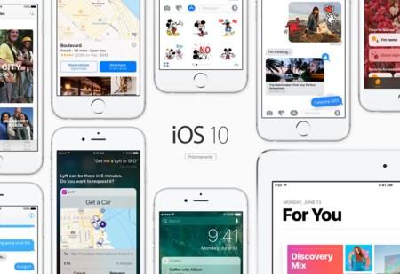 Estas son todas las novedades que trae iOS 10