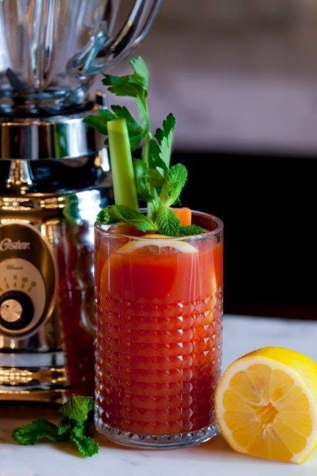 Lady Madonna Bloody Mary