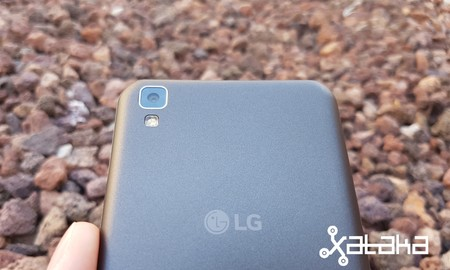 Diseño LG X Power