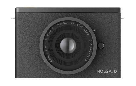 Holga D. Un proyecto de cámara digital para jugar
