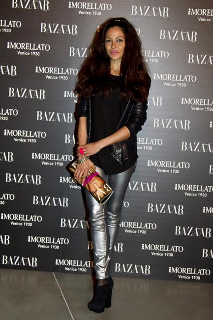 Foto de Famosos en la fiesta segundo aniversario Harper's Bazaar (24/24)