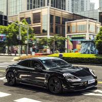 Porsche financia el Porsche Taycan, su primer coche eléctrico, con un bono verde de 1.000 millones de euros