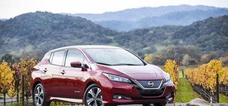 Nissan LEAF 2019: Precios, versiones y equipamiento en México