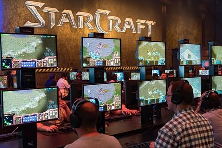 Jugadores de Starcraft