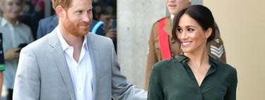 La locura por Meghan Markle llega a tal punto que ahora subastan por 6.000 euros un maletín que usó antes de ser Duquesa de Sussex