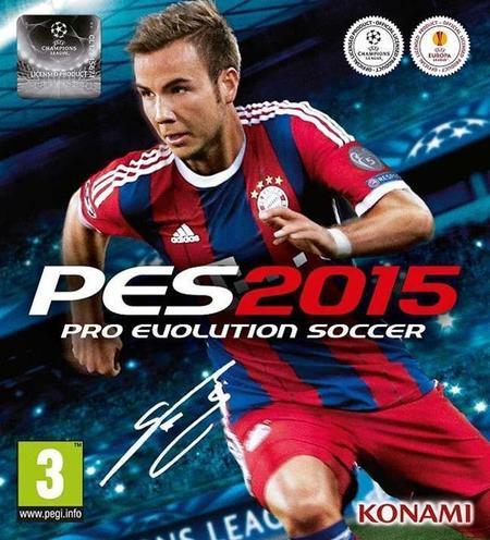 Pro Evolution Soccer 2015 ya tiene portada oficial y su lanzamiento será hasta noviembre