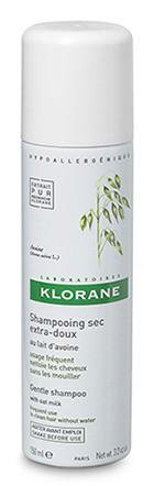 Klorane champu seco