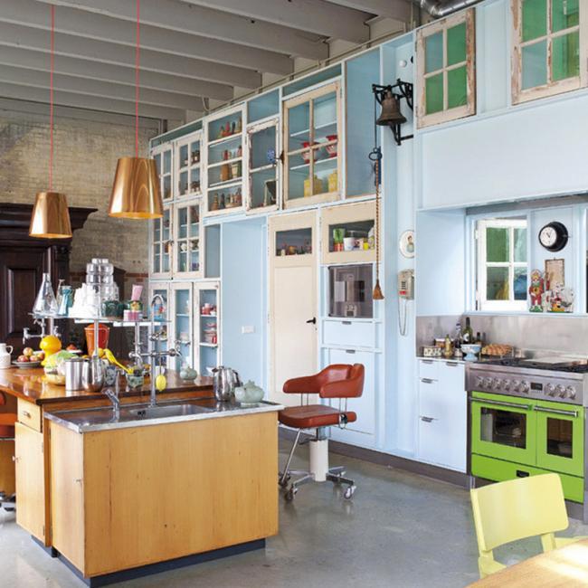 Descubre c mo decoran los dise adores sus propias casas gracias a studio boot - Disenadores de casas ...
