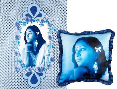 Ikea lanza una edición limitada completamente azul e inspirada en la India