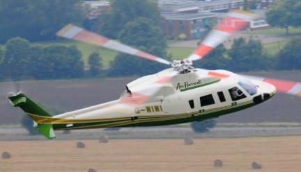 Air Harrods te lleva de compras en helicóptero