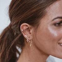 ¿Necesitas inspiración para vestir tus orejas? Estas combinaciones (y estos pendientes) te enamorarán por completo