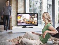 Toshiba 55ZL1, un televisor con lo último en tecnología