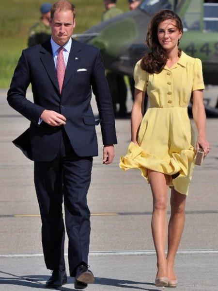 La Reina Isabel II pone fin a las indiscreciones de Kate Middleton