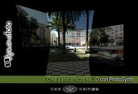 Crea panorámicas en 3D con PhotoSynth