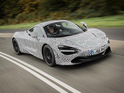 Confirmado un futuro superdeportivo eléctrico de McLaren, aunque aún le queda tiempo...