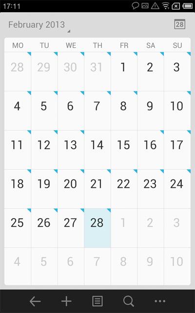 Foto de Capturas de pantalla Meizu MX2 (3/14)