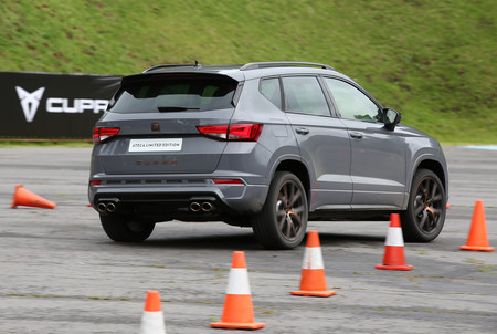 Cupra Ateca Limited Edition Mexico 2