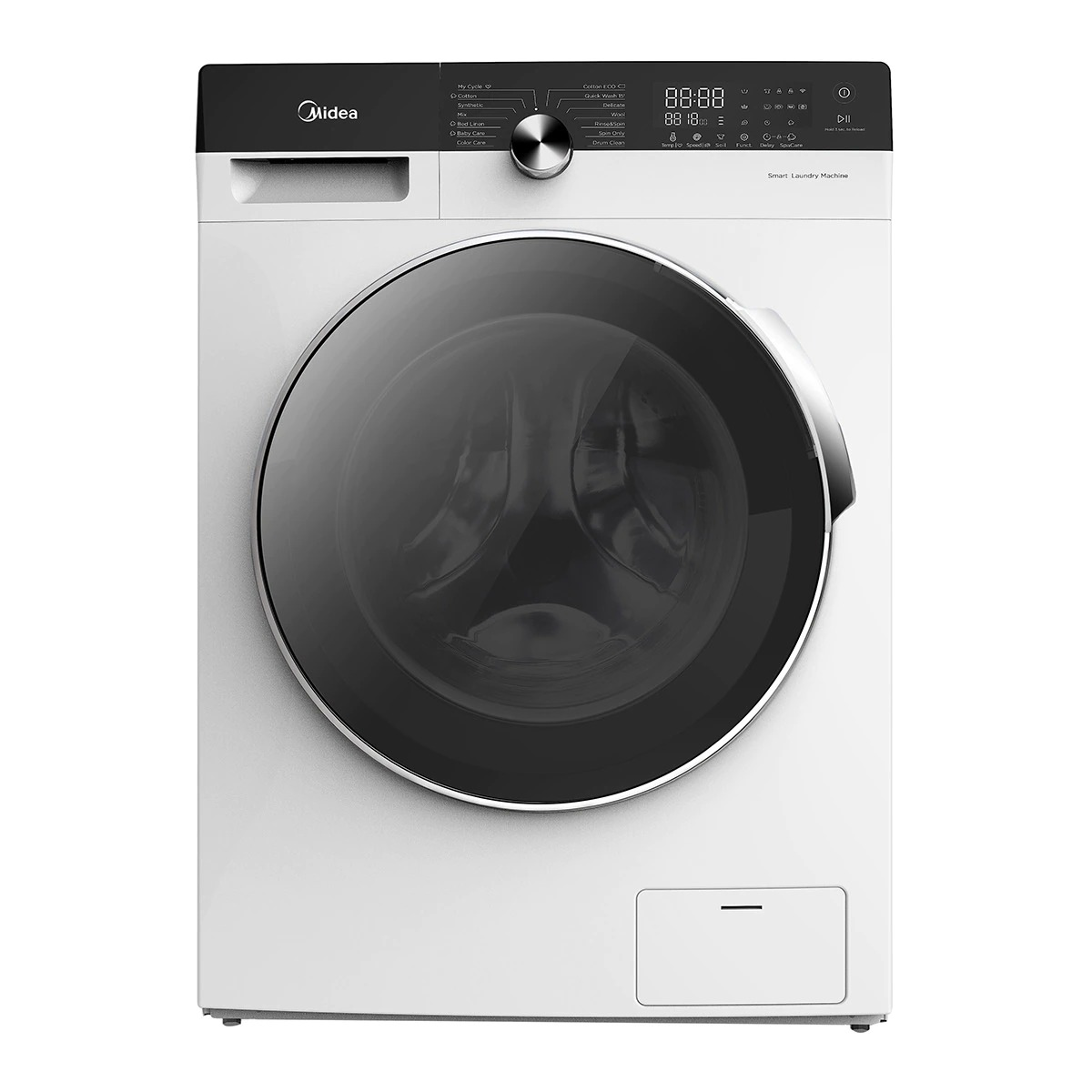 Midea Knight Series ML09K1400w 9 Kg 1,400 rpm Front Loading Washer