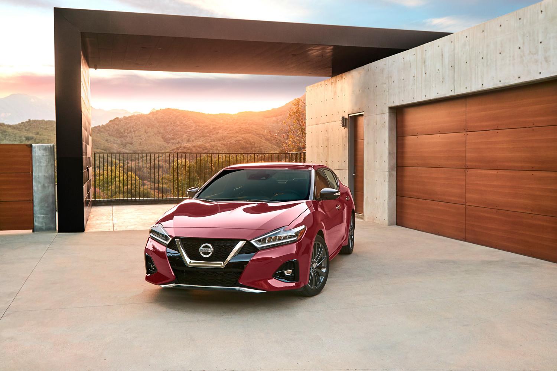Foto de Nissan Maxima 2019 (12/13)