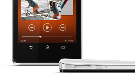 Sony Xperia V multimedia