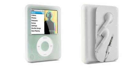 Jam Jacket iPod Nano