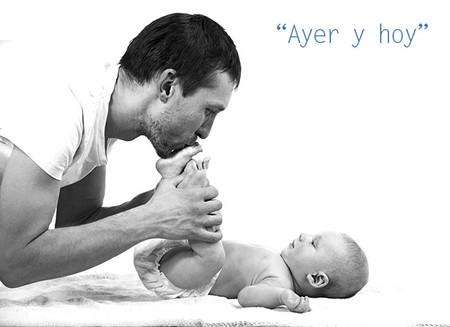 """""""Ayer y hoy"""": Un poema para el Día del Padre (2014)"""