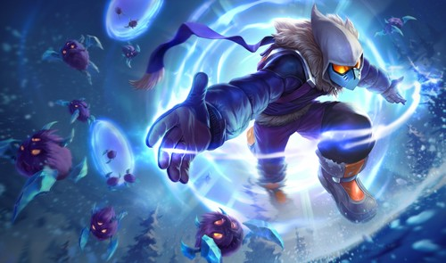 League of Legends: ¿Quieres subir ELO? Juega Malzahar en mid