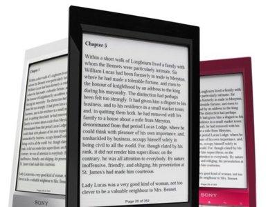 Sony PRS-T1, por fin un rival para el Kindle