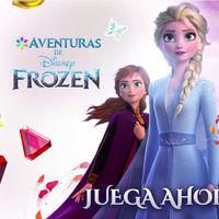 'Aventuras de Disney Frozen', la nueva propuesta para toda la familia de Jam City, ya está disponible en iOS y Android