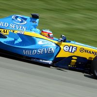 Alonso Renault R24
