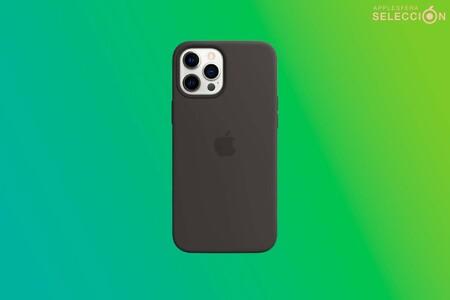 La funda de silicona MagSafe de Apple para iPhone 12 Pro Max roza su precio mínimo histórico en Amazon: 38,49 euros