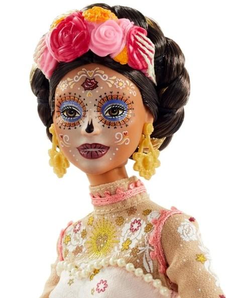 Barbie Dia De Muertos 2020 5