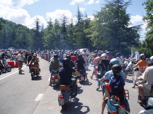 Foto de World Vespa Days 2007 (1/12)