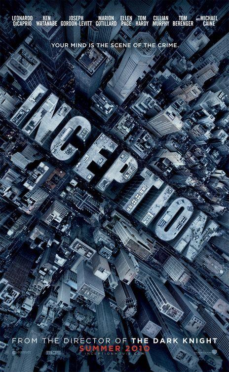 'Origen' ('Inception'), carteles de lo nuevo de Christopher Nolan