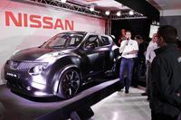 Nissan Juke-R: imágenes exclusivas de su presentación