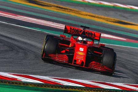 Vettel Barcelona F1 2020 4