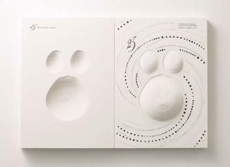 Un calendario '3D' para llevar las 40 semanas de embarazo