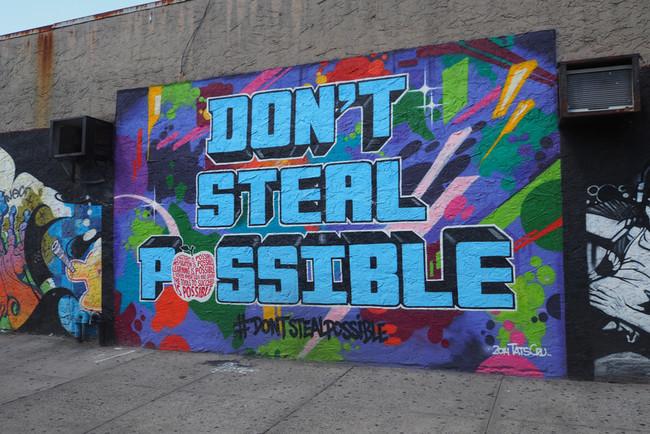 Grafitti Bronx