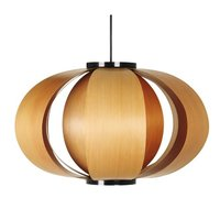 Lámpara Coderch, un clásico de madera