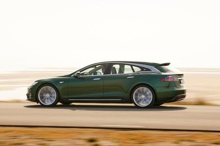 Este exclusivo Tesla Model S Shooting Brake está a la venta y cuesta como dos Porsche Taycan 4S