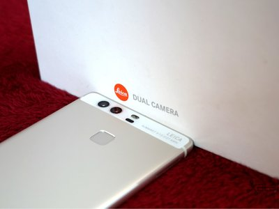 El Huawei P10 aparece en escena antes de su presentación y muestra su nuevo botón frontal