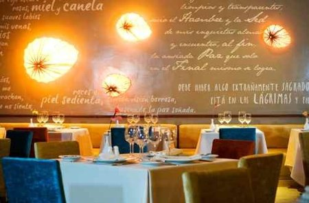 El restaurante del hotel NH Royal Beach