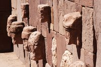 Bolivia: Arqueología en las ruinas de Tiwanaku