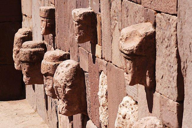 Bolivia: Ruinas de Tiwanaku