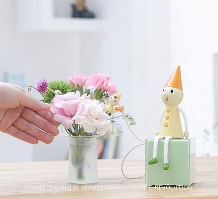 Gadget para hablar con las flores